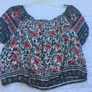 $3 min. 4 pc  Express NWOT top M off shoulder